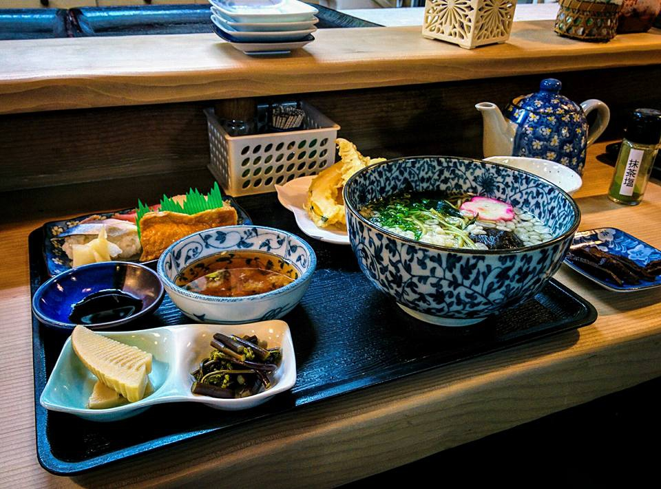 Čajová škola pre Sushi bary