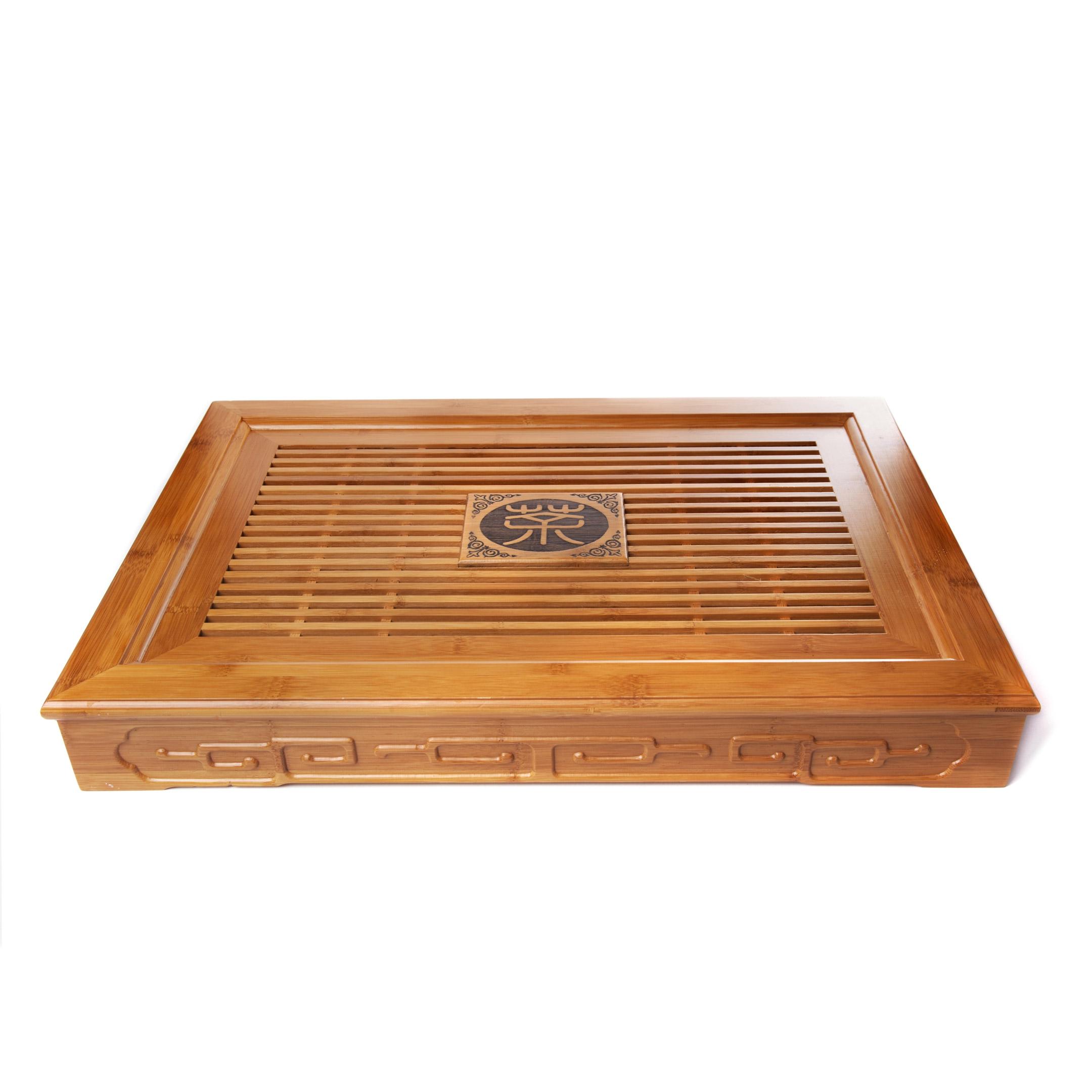 Čajové more bambusové XL