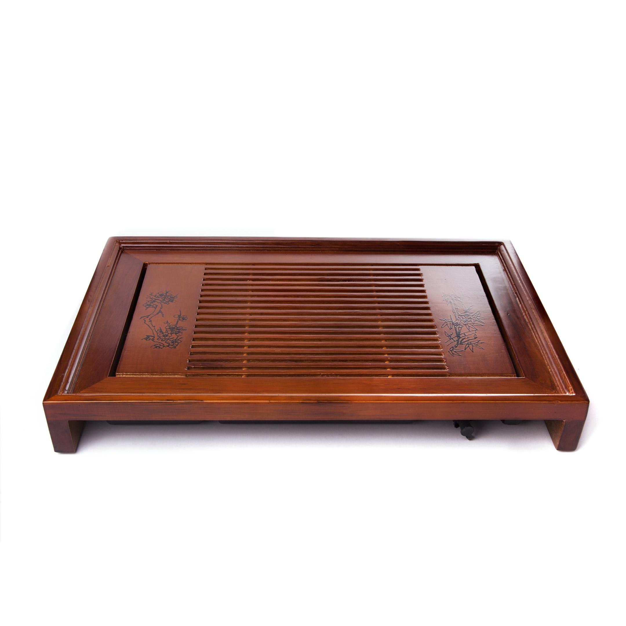 Čajové more drevené Harmony 1