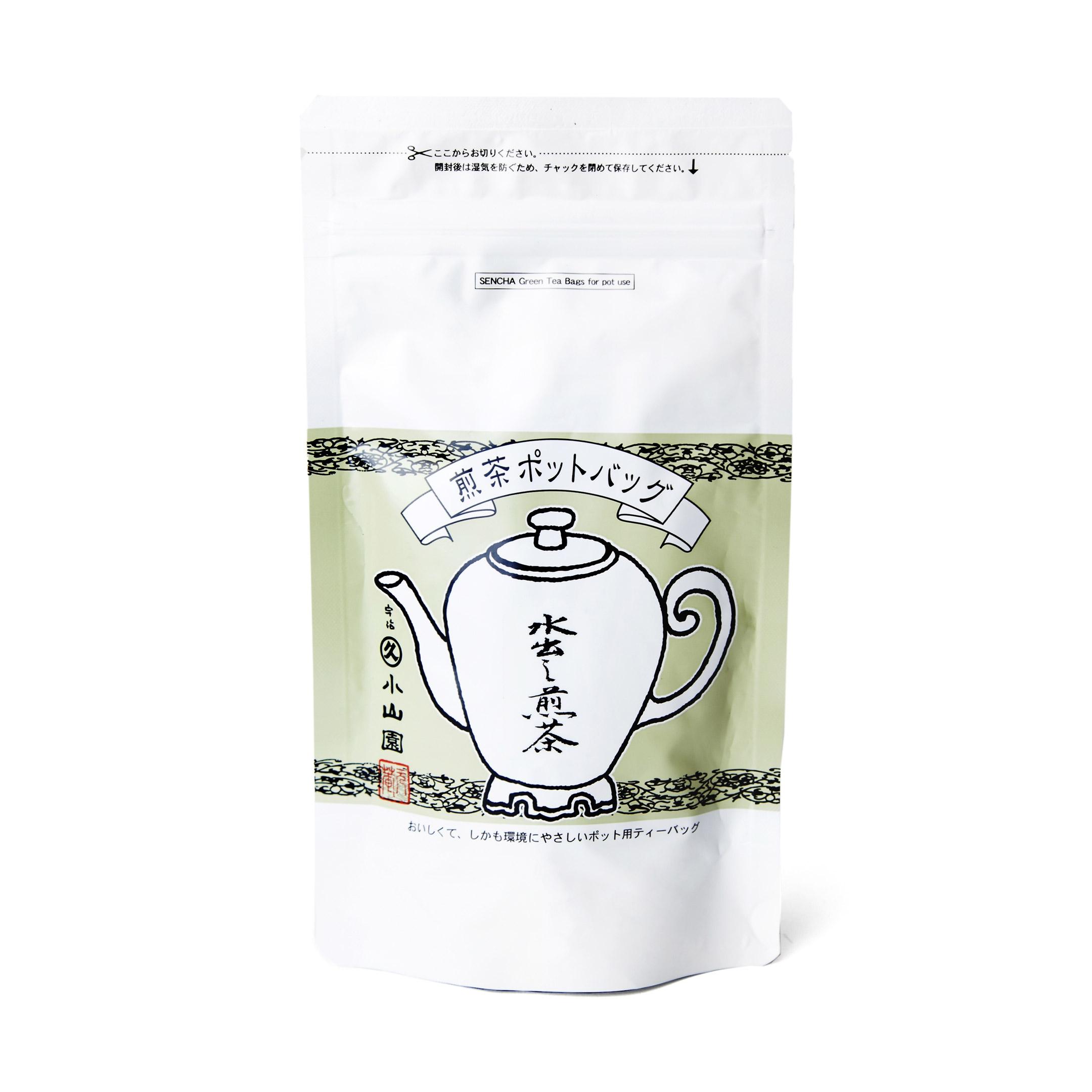 Sencha Mizudashi Teabags - 80g