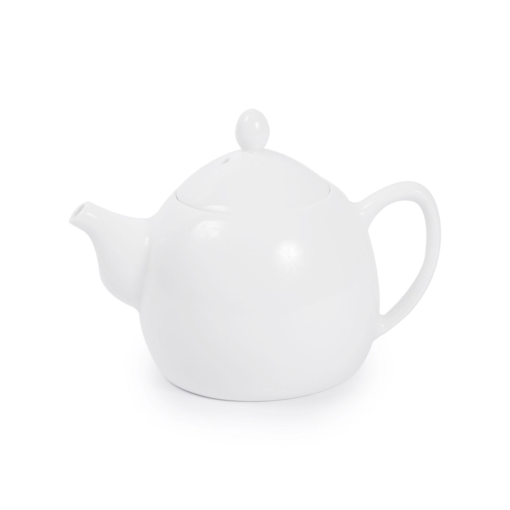 Konvička porcelánová biela