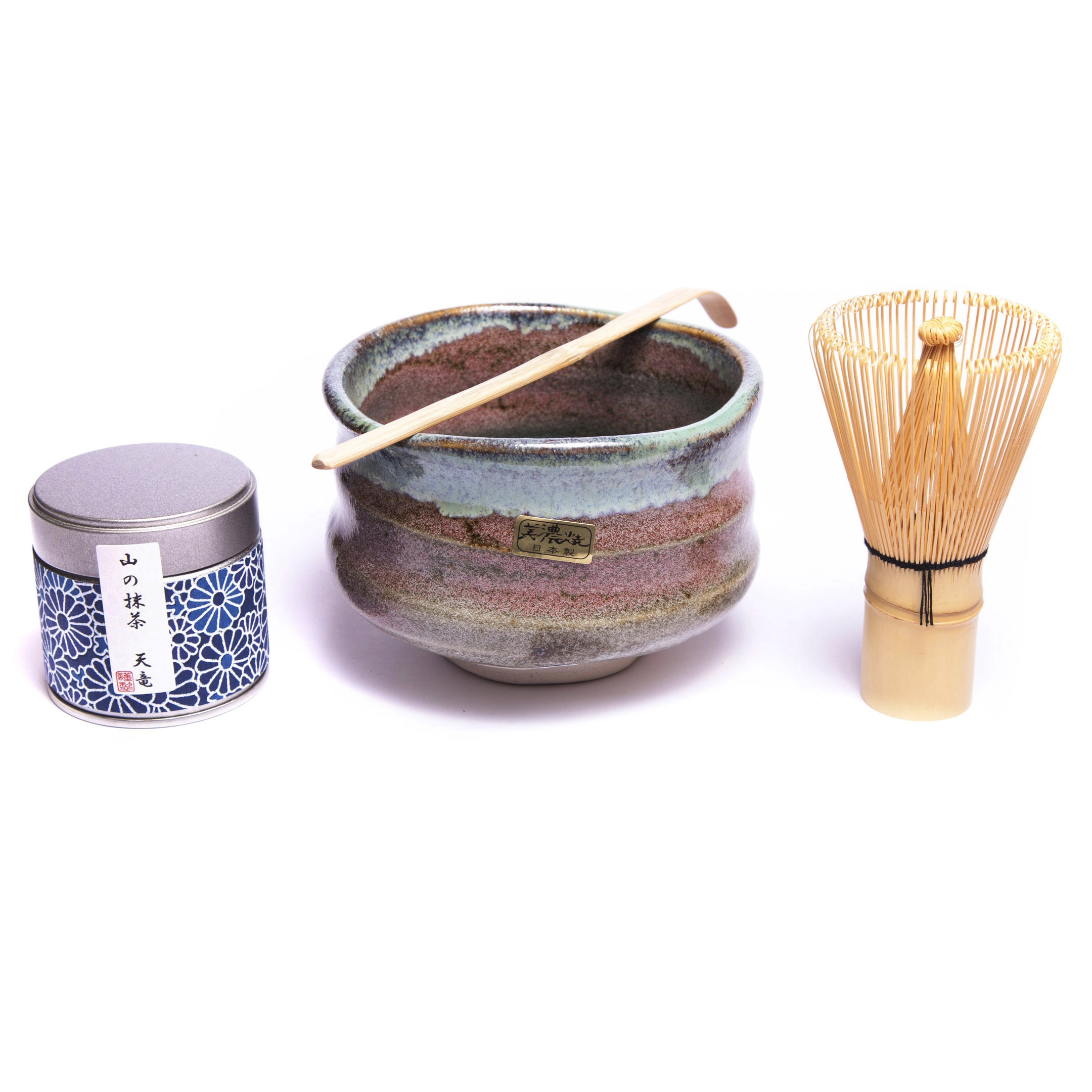 Matcha Beginner's Set 3