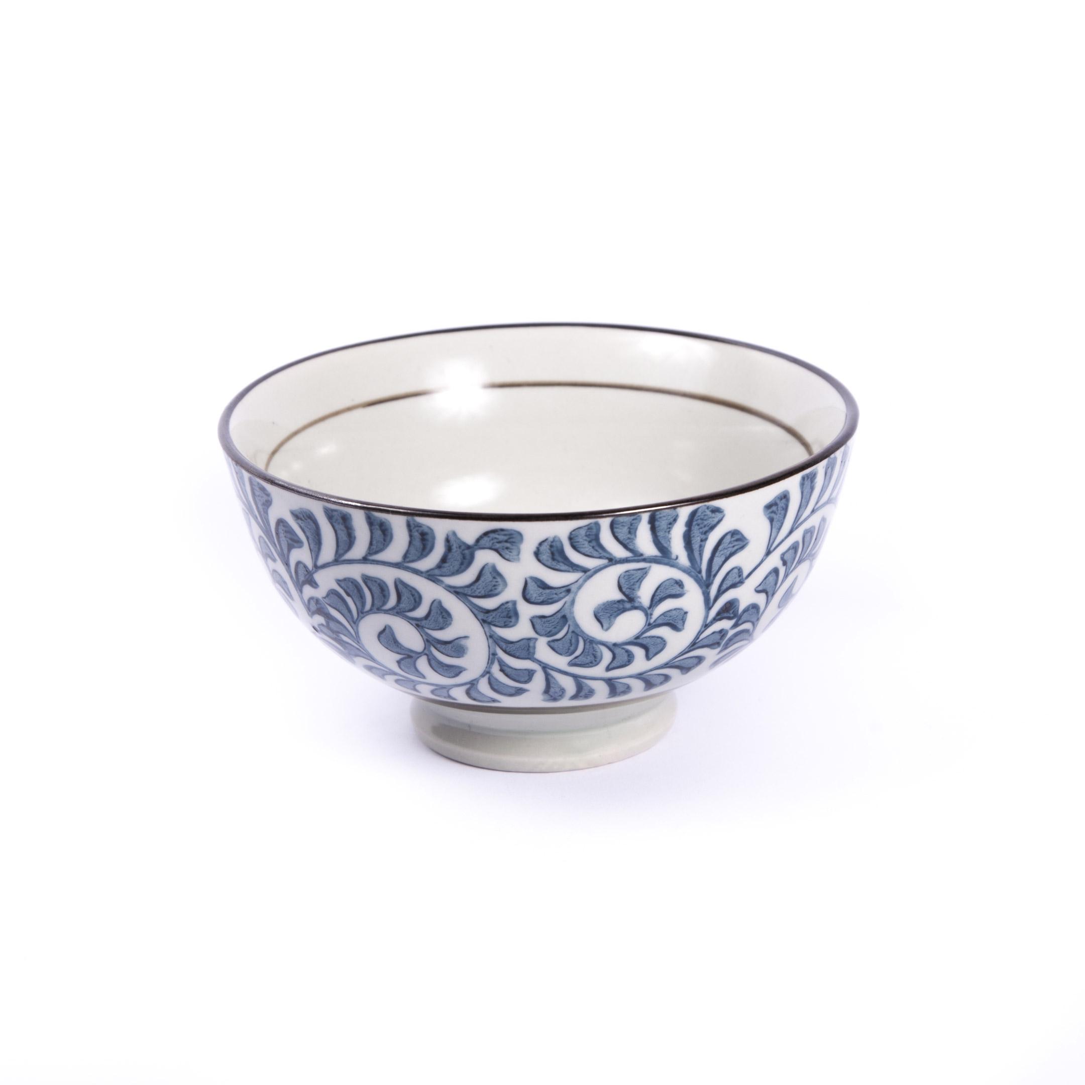 Korejská miska - modrá III
