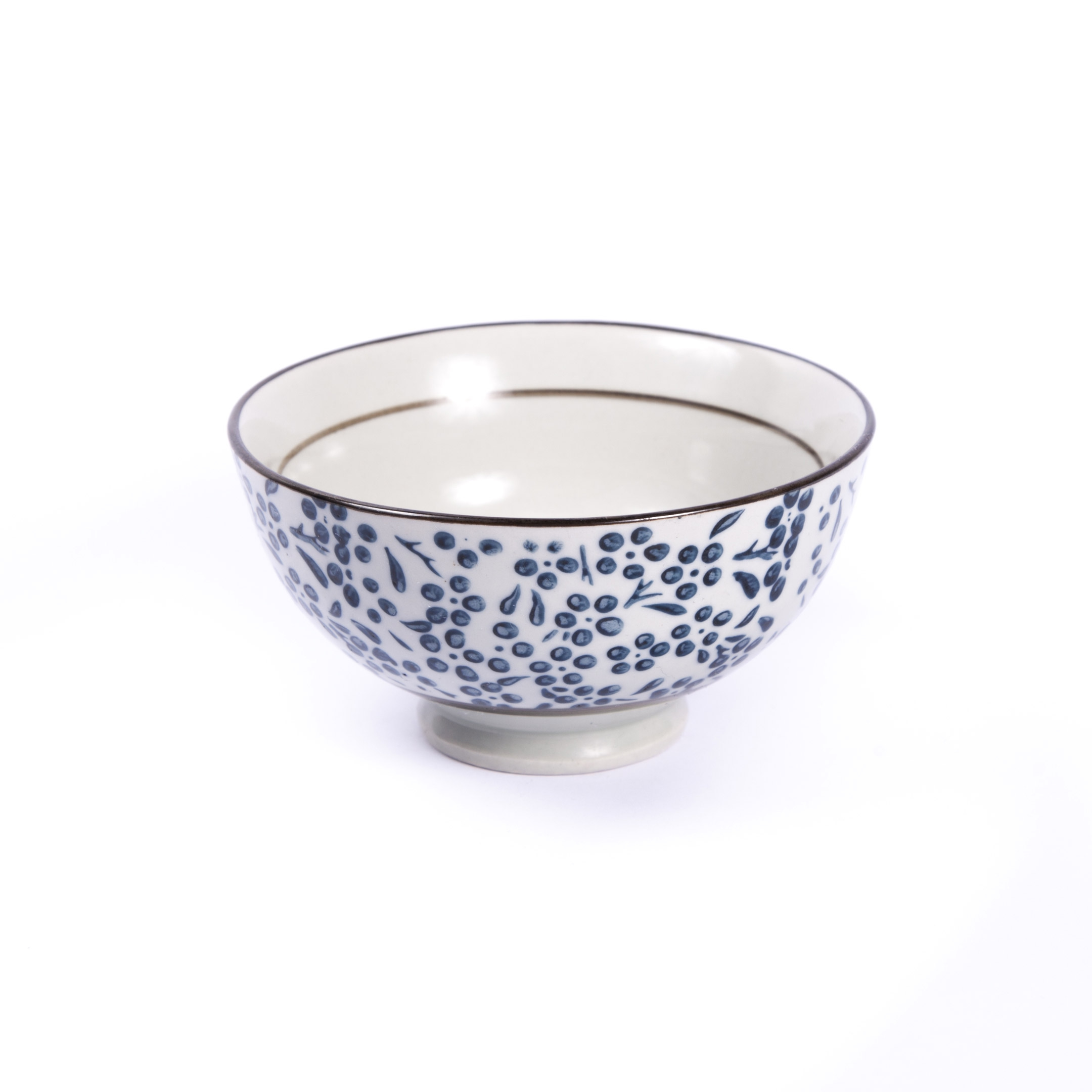 Korejská miska - modrá IV