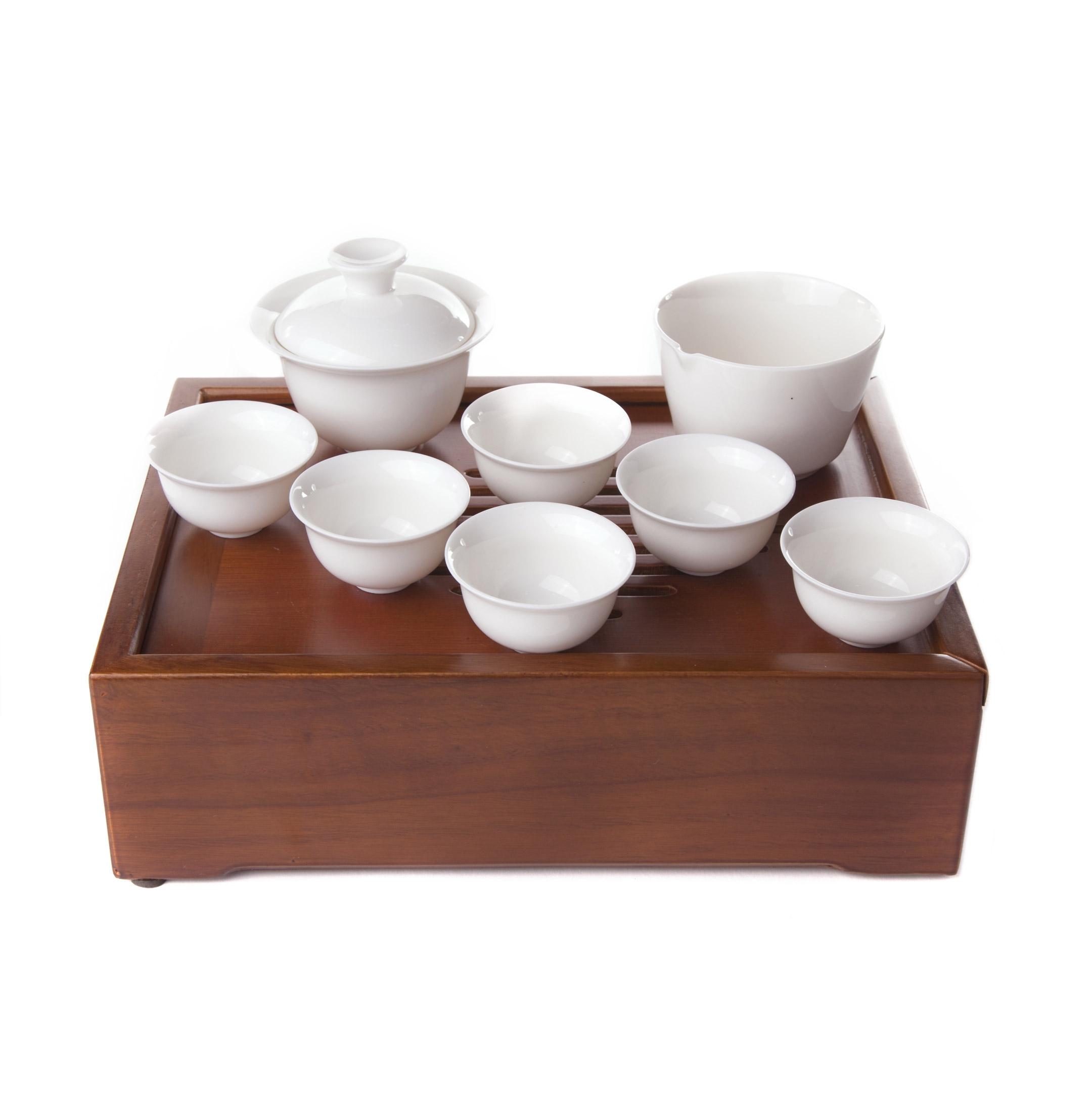 Cestovná sada s čajovým morom - Gong Fu Cha