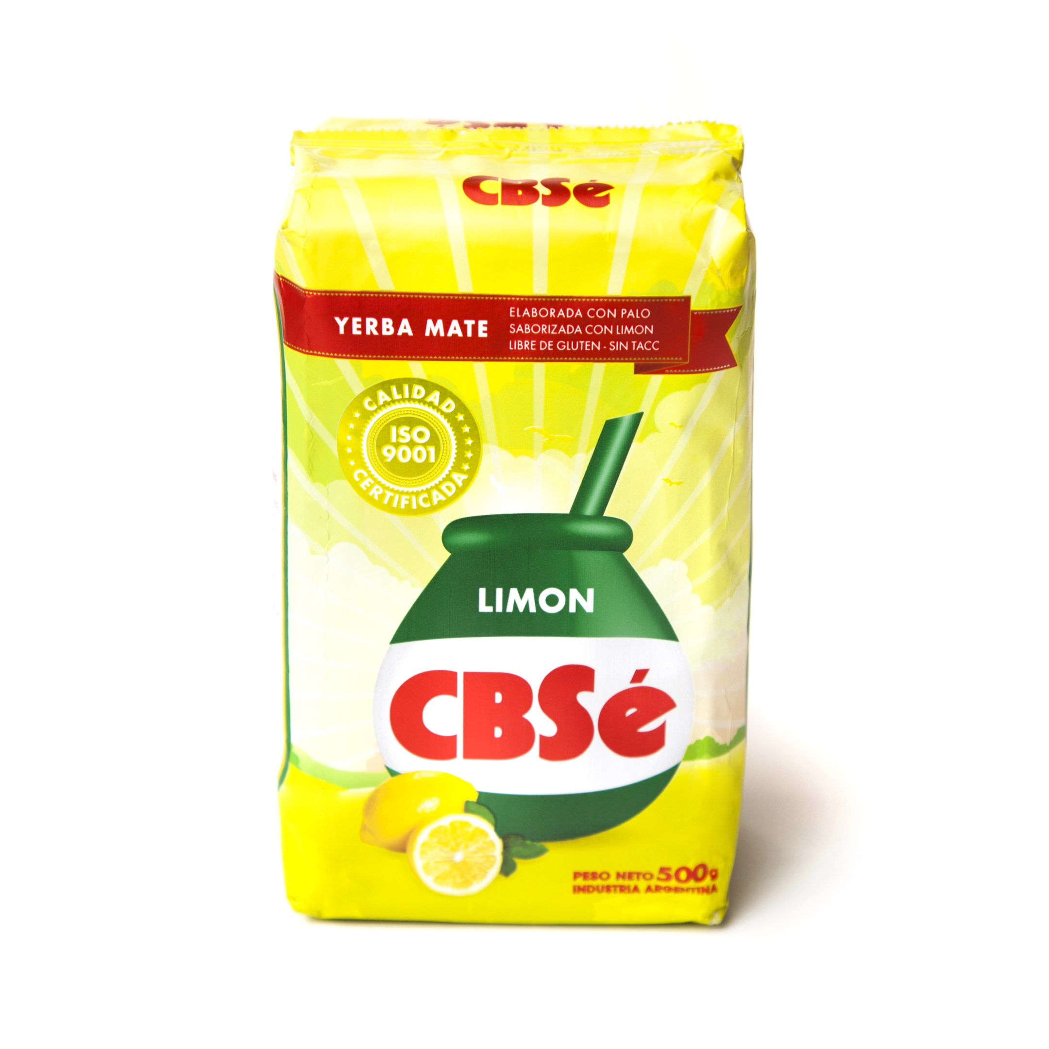 Yerba Mate - CBSE - Limon | Lemon