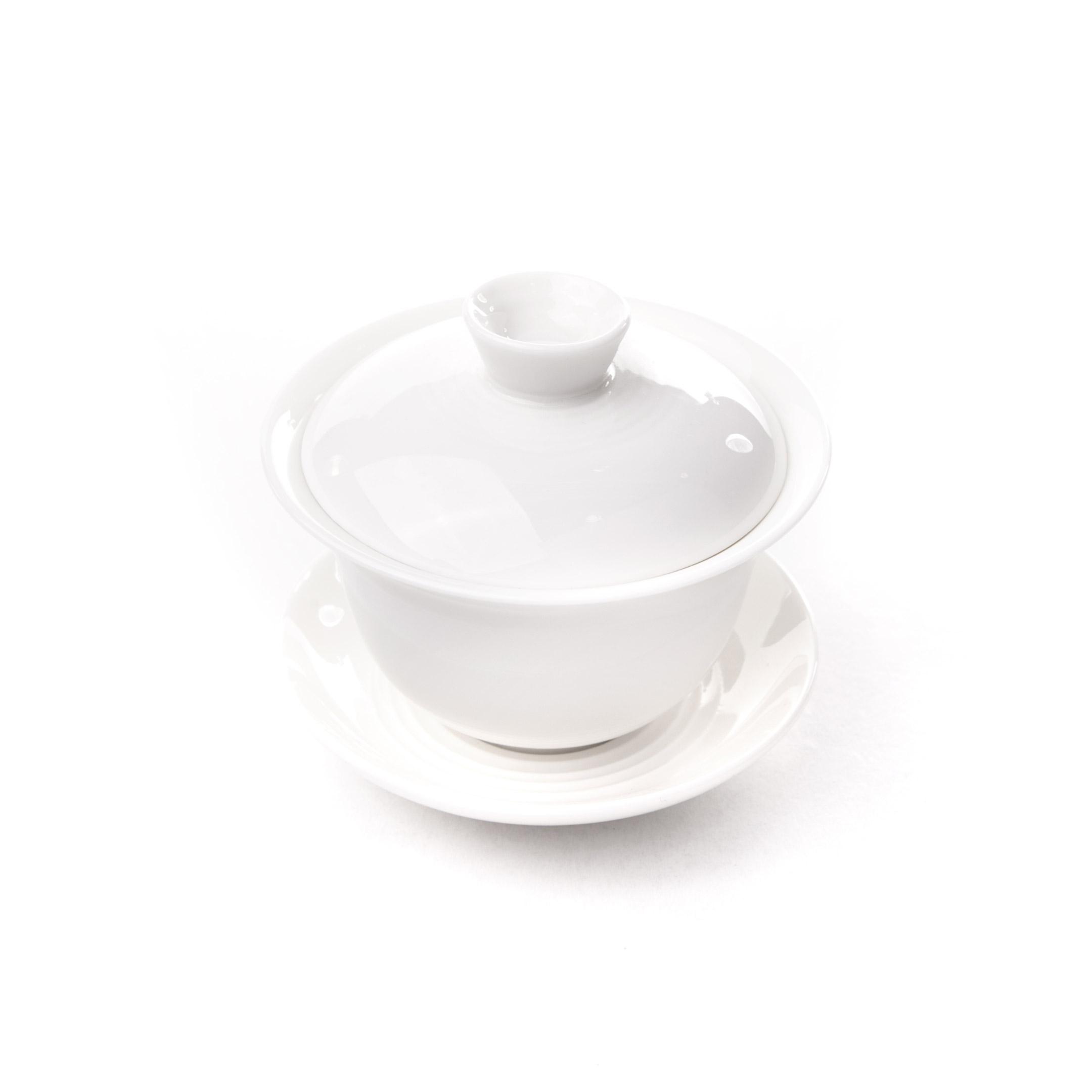 Zhong porcelánový biely - tenký 1
