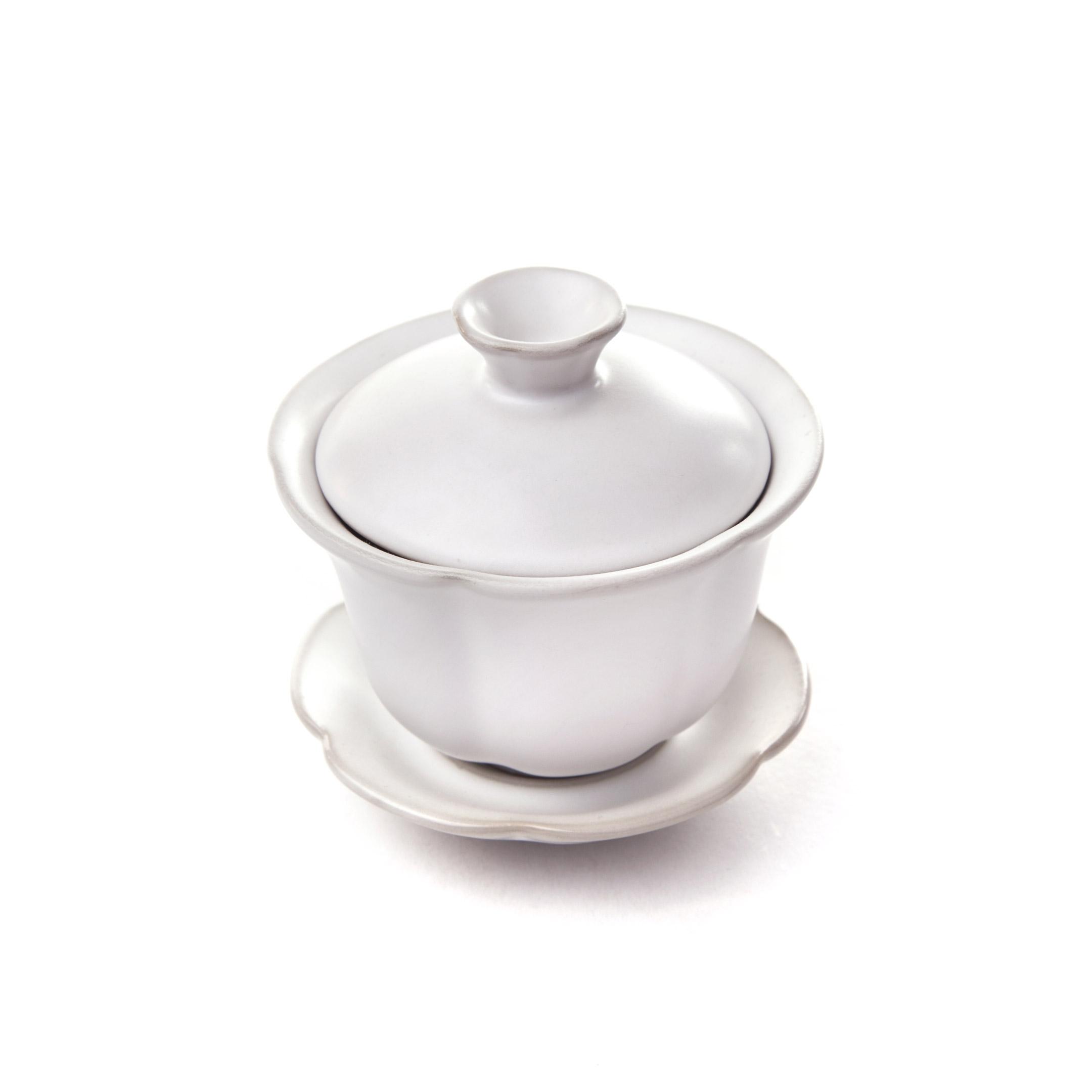 Zhong seladonový - biely
