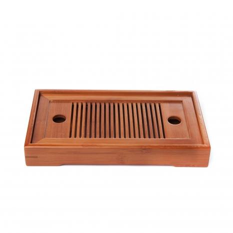 Čajové more bambusové guľaté malé 2