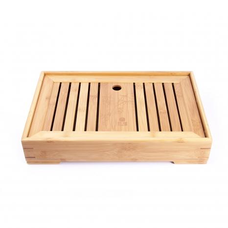 Čajové more bambusové obdĺžnik - stredné