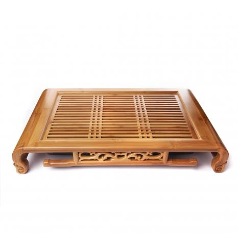 Čajové more bambusové velké - svetlé 4