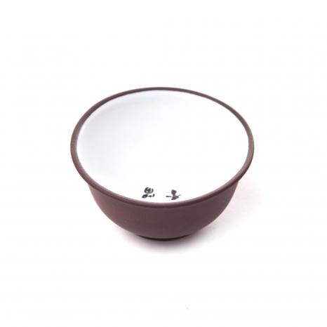 Miska Yixing glazovaná 7,3 cm - standard 2