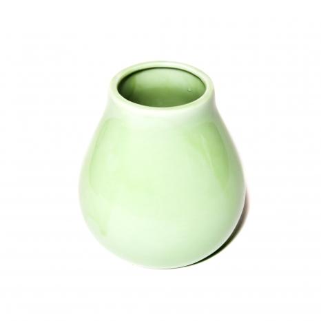 Kalabasa keramická zelená
