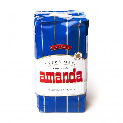 Yerba Mate - Amanda Blue