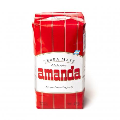 Yerba Mate - Amanda Red