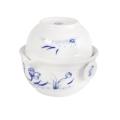 Gaiwan porcelánový so šálkou - 1