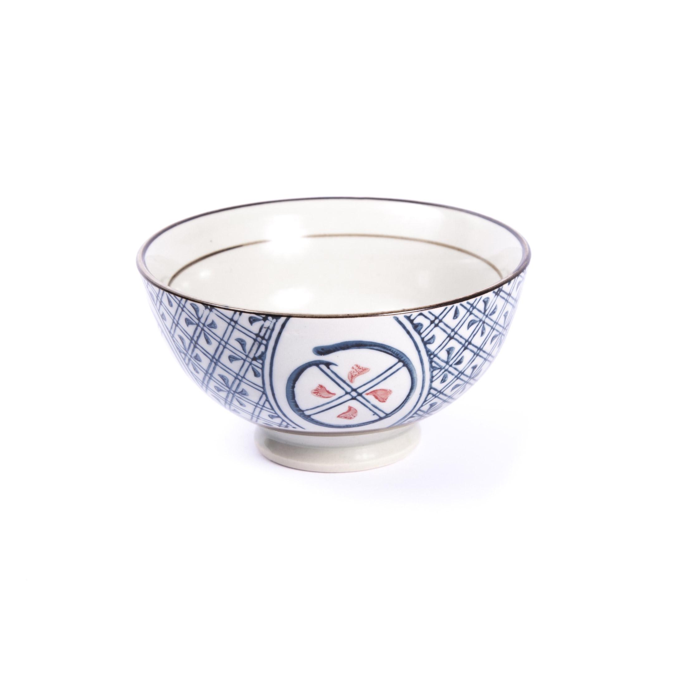 Korejská miska - modrá I