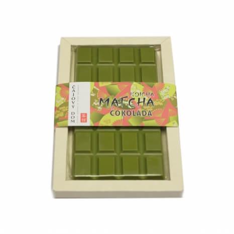 Matcha čokoláda - Koicha