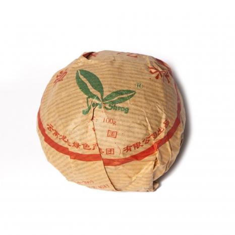 Long Sheng Tuo Cha 100g - o