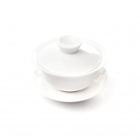 Zhong porcelánový biely - tenký 3