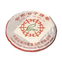 Pu Erh Sheng - Bai Hao Chitsu Ping - 357g - o